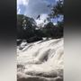 WATCH: Video shows tense moments before rescue of teen at High Falls