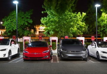 Tesla to double global Supercharger fast-charging network this year