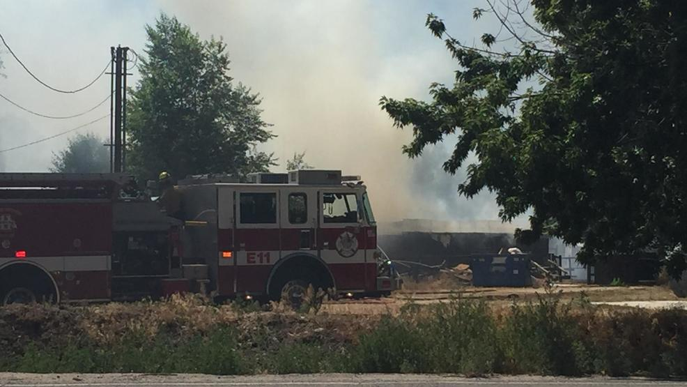 Boise Fire: Crews contain two fires in southern Ada County