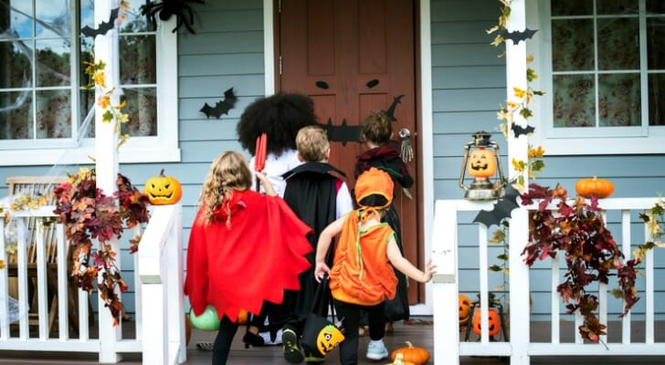 Orem is No. 1 city in America for best place to trick-or-treat (Photo: SmartAsset)