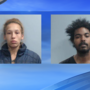 Two arrested in Lexington after speeding from traffic stop, nearly hitting officer