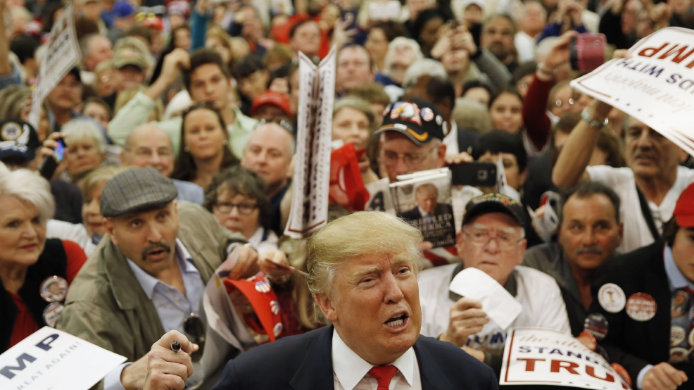 Donald Trump wins South Carolina Republican primary | News ...