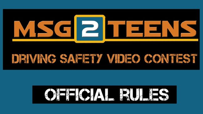 MSG 2 Teens Rules
