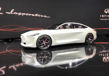 PHOTO GALLERY: Infiniti Q Inspiration Concept