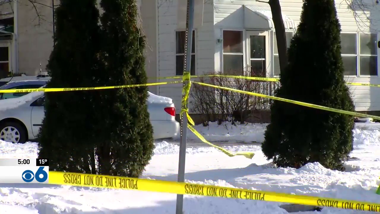 Quadruple homicide in Troy, New York (Image: WRGB)<p></p>
