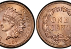 The Beginning of the Small Cent Coin