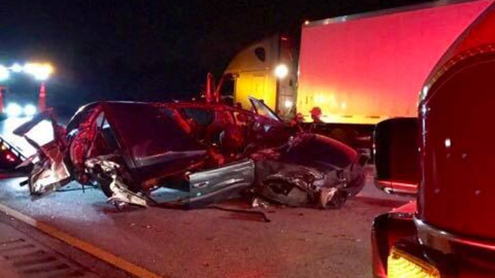 Crash With Serious Injuries On Turnpike In Fort Pierce Wpec
