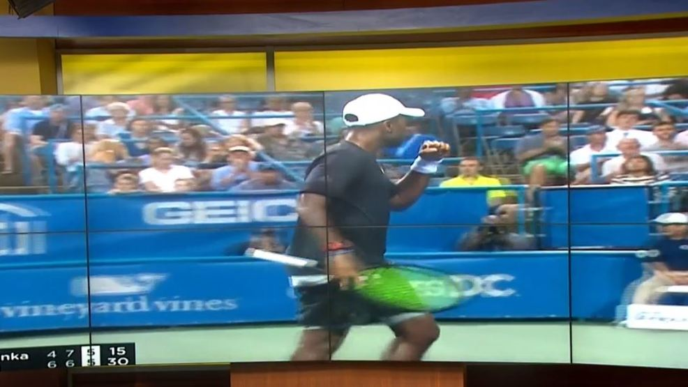 Tennis pro Donald Young excited for the Las Vegas Tennis Open