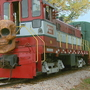 The Great Pumpkin Train stops at National Railroad Museum