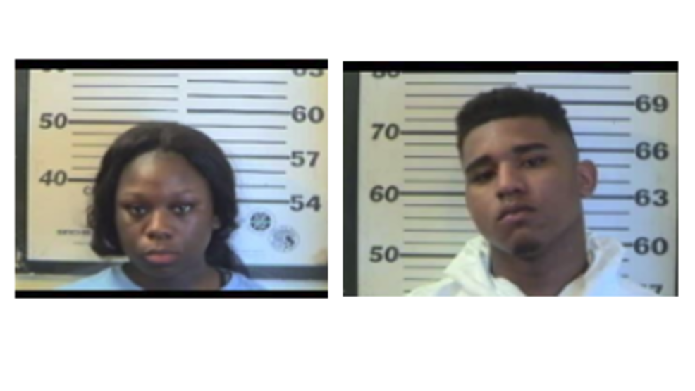 Mobile Police arrest 2 suspects in Spring Hill Avenue