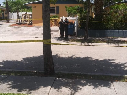 Police investigate shooting in West Palm Beach | KMYS
