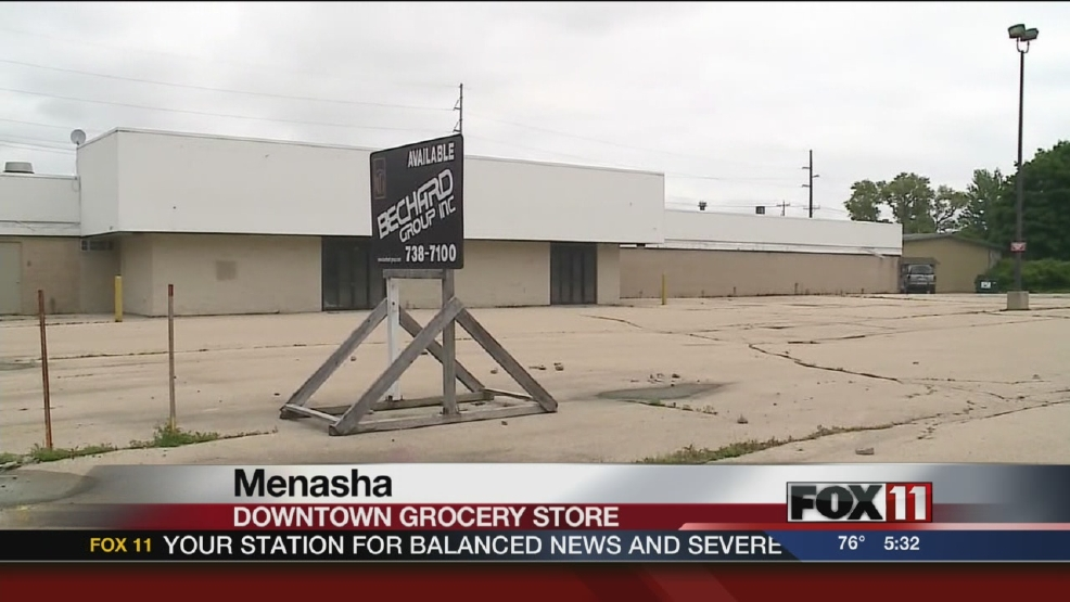 Downtown Menasha grocery project receives $250K grant