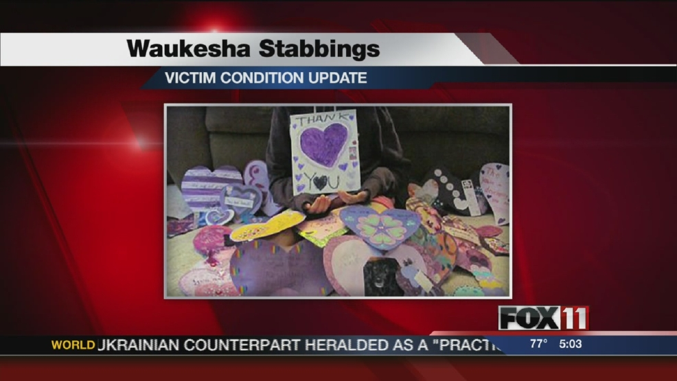 Family: 12-year-old stabbing victim is on the mend