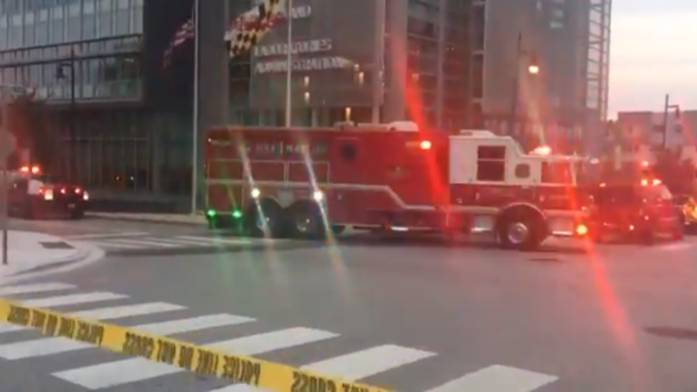 Suspicious package at state's central public-health lab in Baltimore