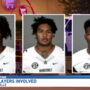 Vanderbilt football players involved in Target parking lot shooting, 2 injured