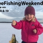 Free fishing weekend events throughout northern Michigan
