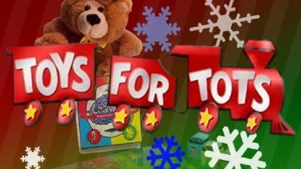 Toys For Tots 2013 : Cnycentral gets ready for toys tots drive thru drop
