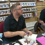 'Walking Dead' artist visits Oshkosh comic book store
