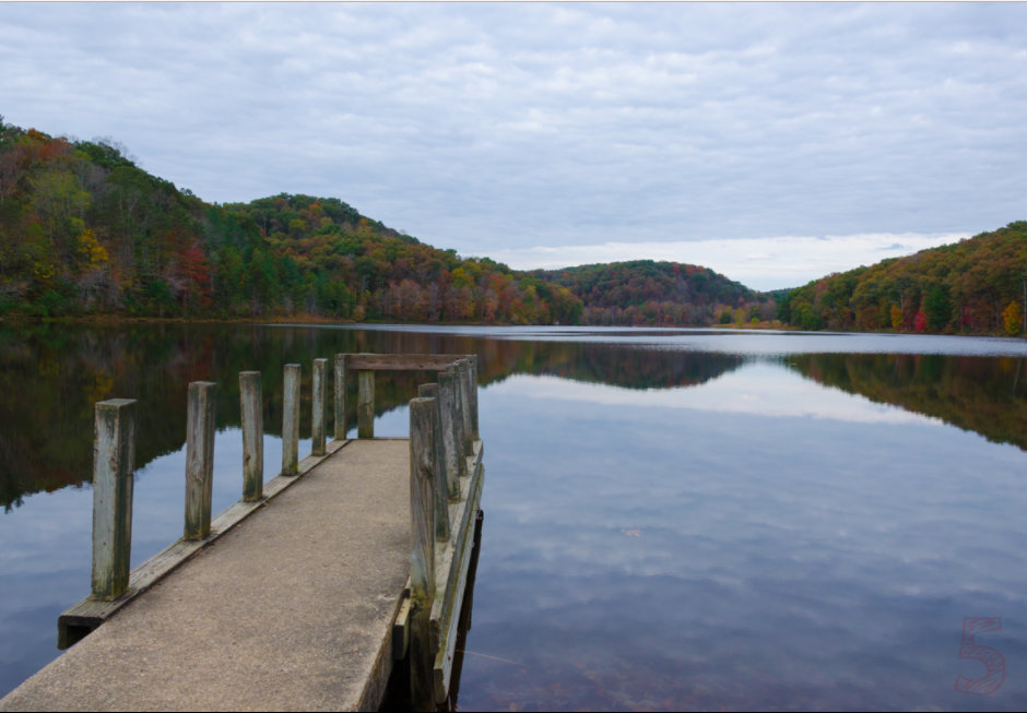 "#5 - Take me here, please! ""Here"" being Shawnee State Park. See more pretty pics in the Travel section. / Image: Sherry Lachelle Photography"