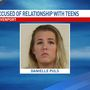 Iowa youth home counselor accused of relationship with teens