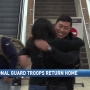 Nevada National Guard members return home after 9-month deployment
