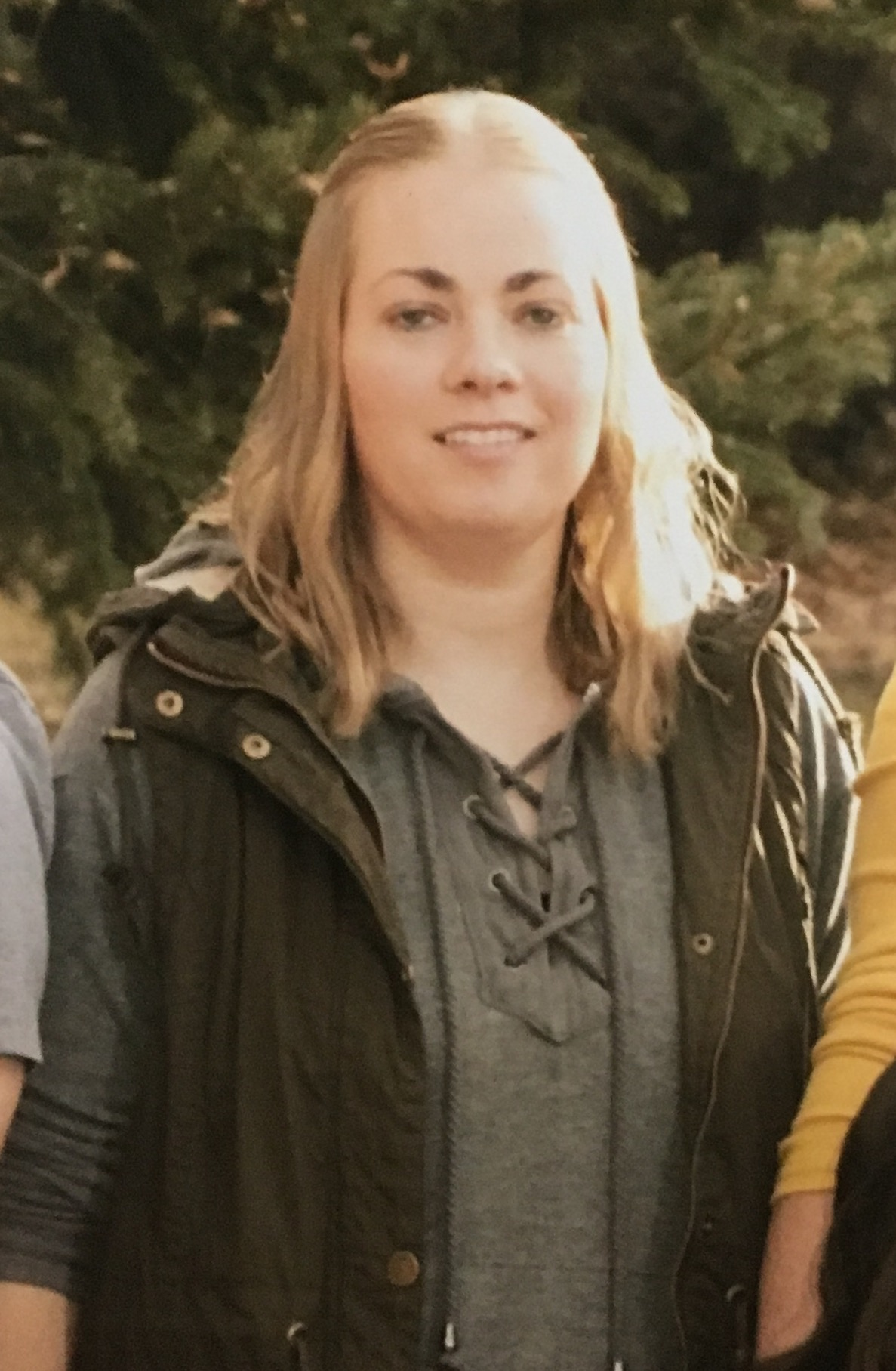 Tracy Lewis of Eden, Utah, was last seen in Ocean Shores on March 9. Police are seeking any information that will help determine her whereabouts. (Ocean Shores Police Department)
