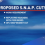 West Virginians express concerns by proposed budget cuts to SNAP