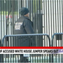 Father of White House fence jumper attributes son's actions to mental health