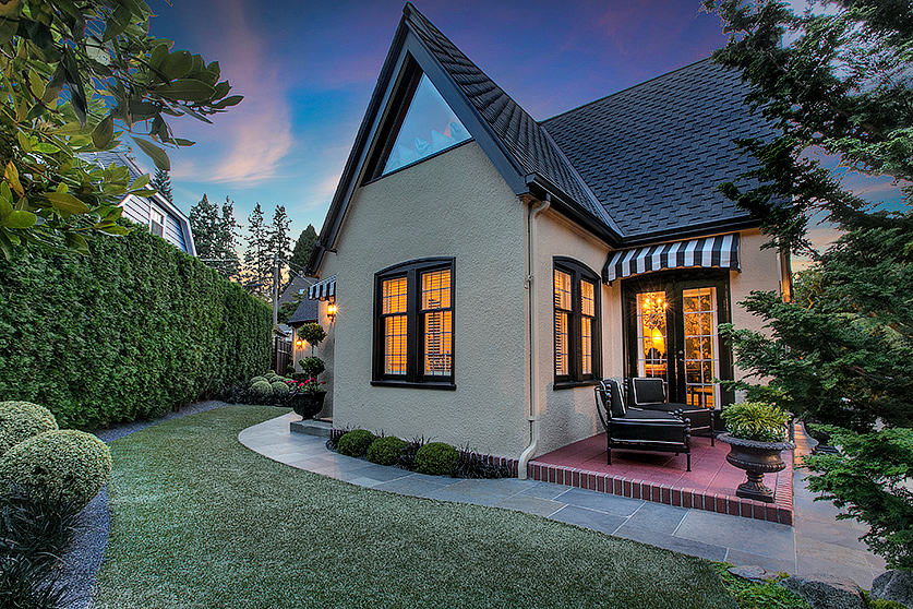 "This home may or may not have the coolest and most unique interiors we have ever seen. This home is definitely an ~Aquarius~ based off of its style.{&nbsp;}<a  href=""https://www.windermere.com/listing/WA/Seattle/1621-NE-Ravenna-Blvd-98105/100455068"" target=""_blank"" title=""https://www.windermere.com/listing/WA/Seattle/1621-NE-Ravenna-Blvd-98105/100455068"">Listed by Windermere for $1.68m, this Posh Tudor is{&nbsp;}</a>""architecturally distinguished with handsome entertaining spaces, magical settings and discrete and versatile floor plans."" Basically it's MAGICAL. The 3,701 square foot home has 4 beds and 3 baths. (Image courtesy of Windermere)"