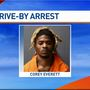 Police arrest Morningside drive-by shooting suspect