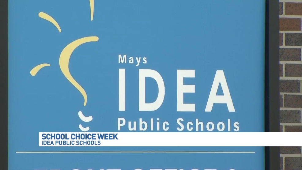 idea public schools celebrate school choice week woai. Black Bedroom Furniture Sets. Home Design Ideas