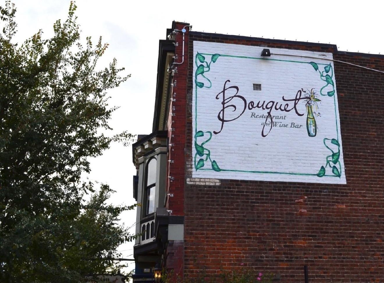 Bouquet: a chic-but-casual bistro with elevated-but-affordable American fare. ADDRESS: 519 Main Street / Image: Leah Zipperstein, Cincinnati Refined // Published: 1.6.17