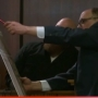 Graphic photos shown in Daniel Clay trial, courtroom yields emotional response