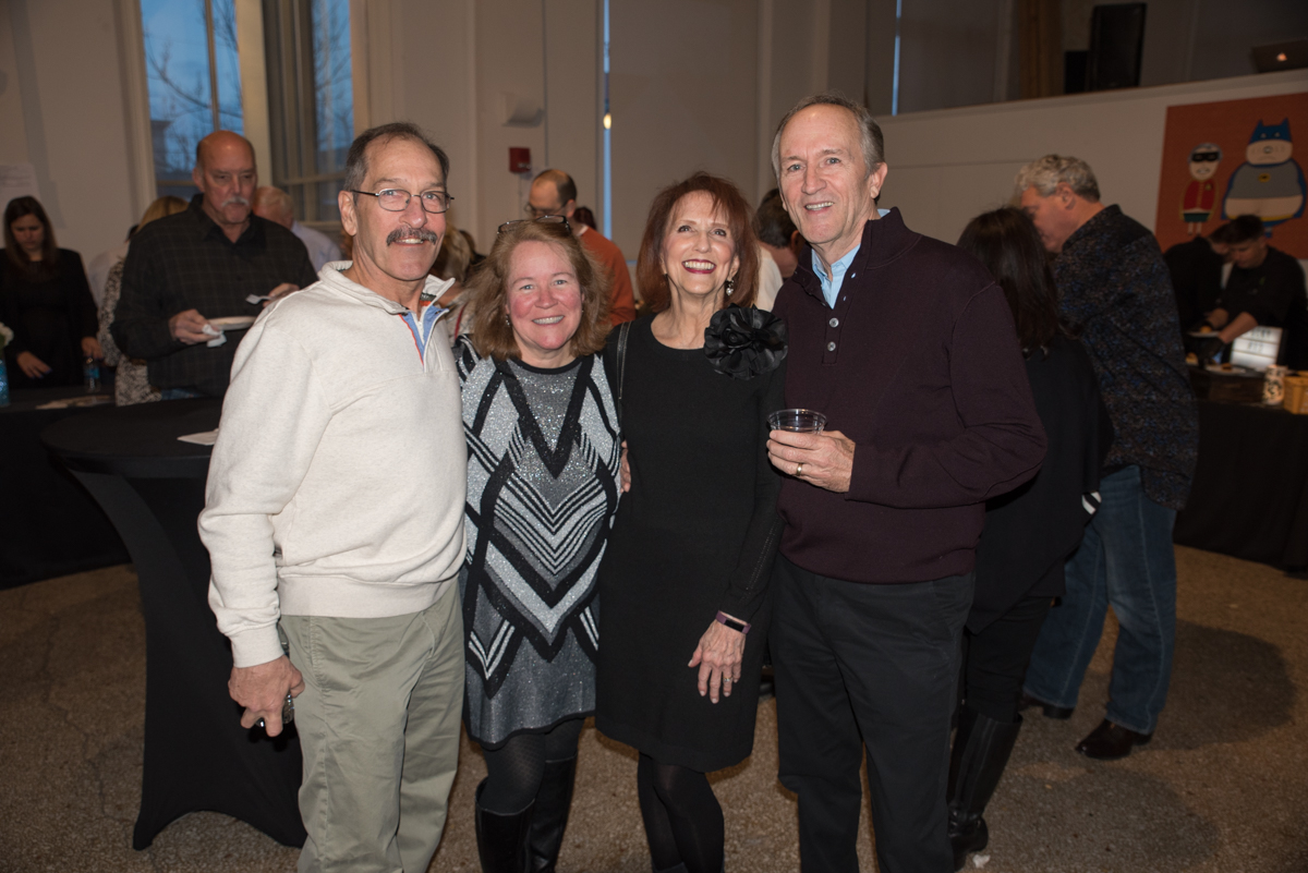 Rob & Sue Goodwin with Susan & Jim Troutt / Image: Sherry Lachelle Photography // Published: 2.23.19<p></p>