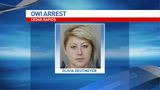 Update: woman charged with OWI in overnight crash