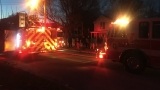 UPDATE: Fire crews respond to fully engulfed Quincy fire; no injuries