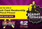 Holiday Quizzes - Planet Fitness Holiday Trivia Contest