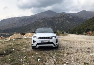 5 things to know about the 2020 Land Rover Range Rover Evoque