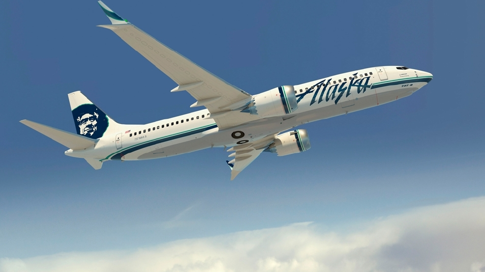 4 Round Trip Tickets to anywhere Alaska Airlines flies. (Image: Alaska Airlines)
