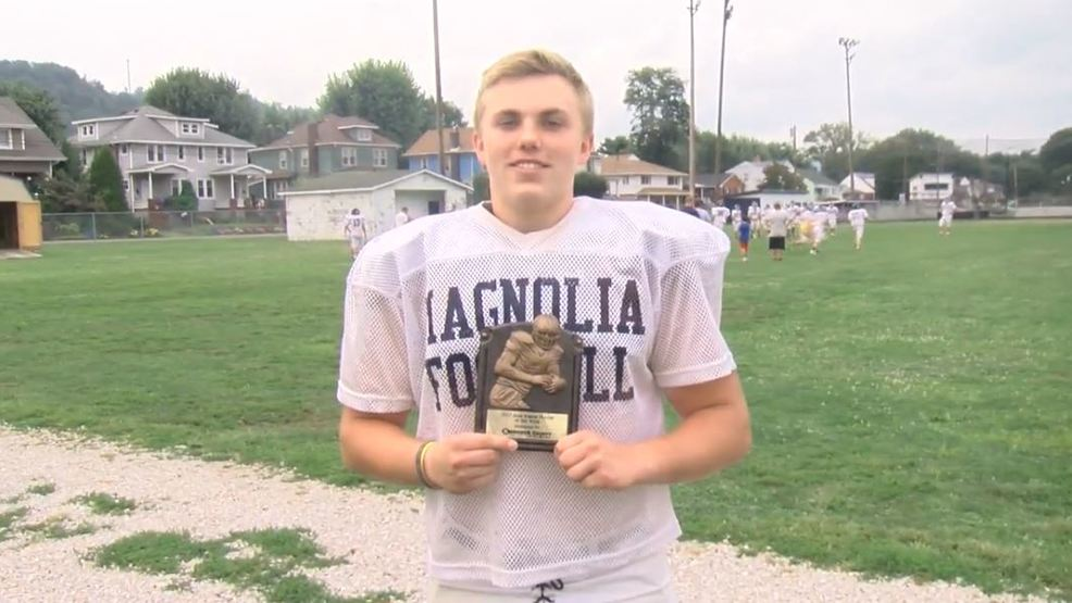 9.6.17 Player of the Week: Hunter Partridge, Magnolia