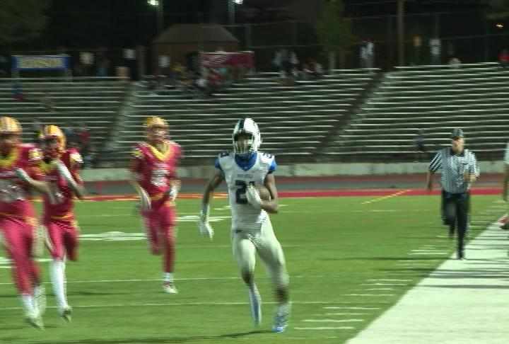 Jirehl Brock rushed for 1588 yards and 22 touchdowns in his Junior Season at Quincy High{&amp;nbsp;}<p></p>