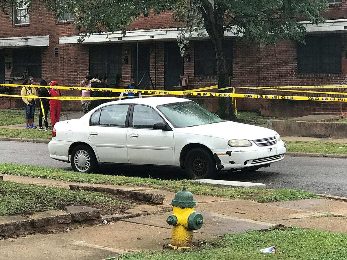 Birmingham Police confirm one person was killed in shooting outside Kingston Grocery. (abc3340.com | Alan Baker)