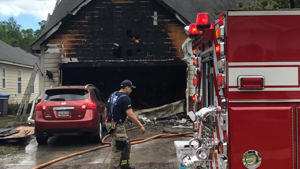 All clear after home fire near the Market Common