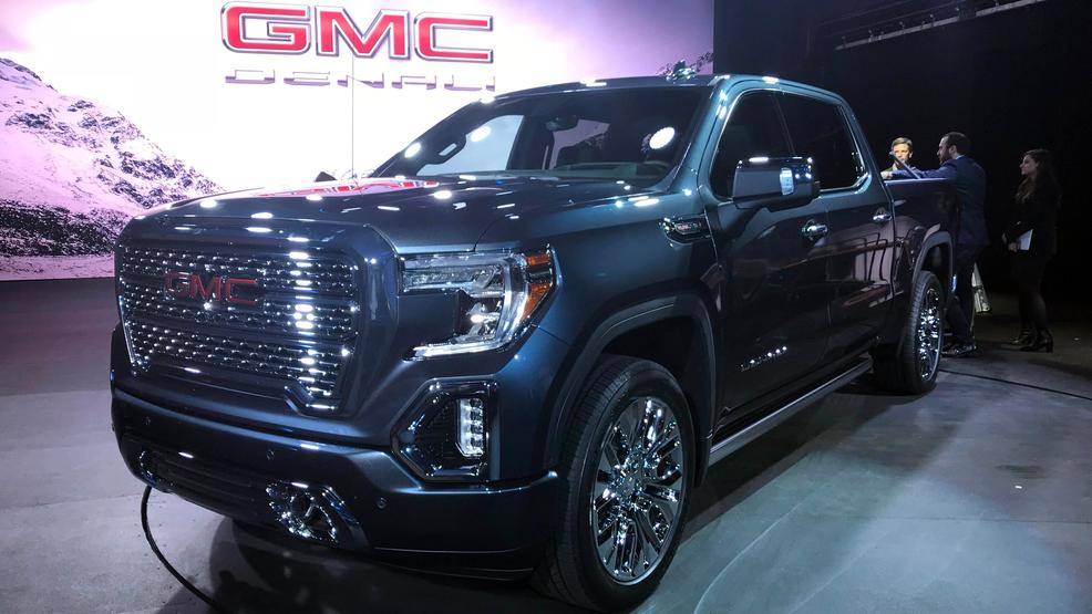 5 things to know about the 2019 GMC Sierra | KTUL