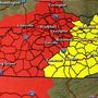 Tornado watch issued for much of central Kentucky until 3 a.m.