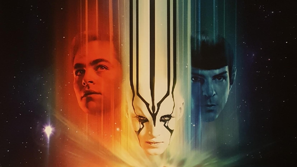 'Star Trek Beyond' voyages to the top of the domestic box office