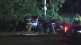 Pickup truck crash in Burrillville sends 4 to hospital