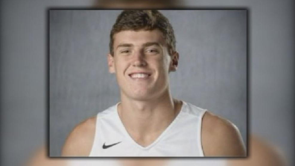 WSU basketball player injured at party off campus (Photo courtesy Wright State University athletics)