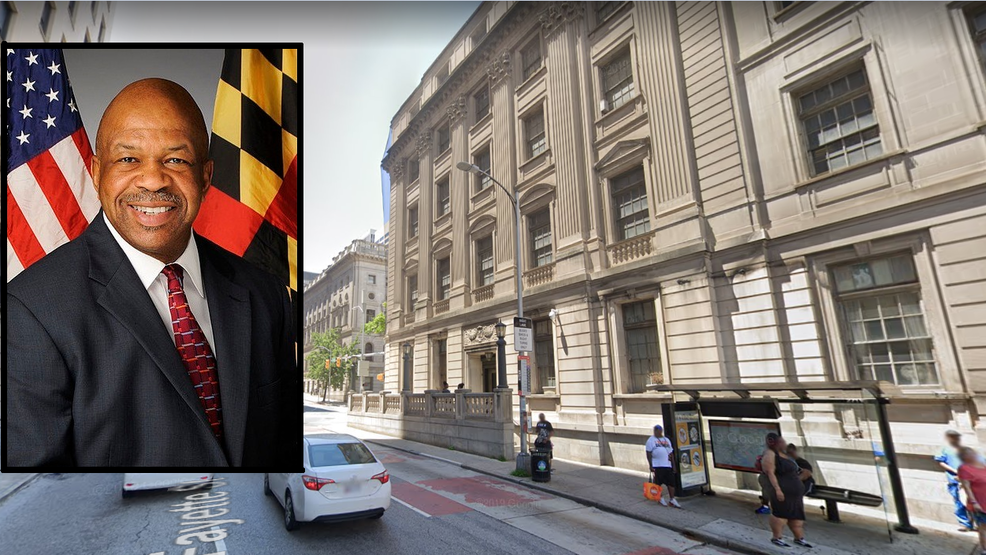 Mayor Jack Young wants to rename courthouse for Elijah Cummings
