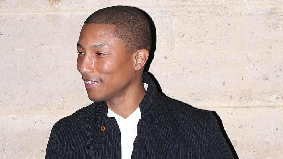 Happy Birthday! Pharrell turns 43